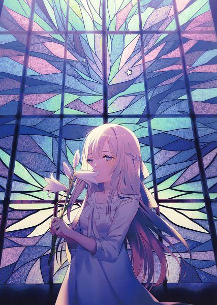 Tags: Anime, Achiki, The Dark (Artbook), Comic Market 96, Comic Market, Scan