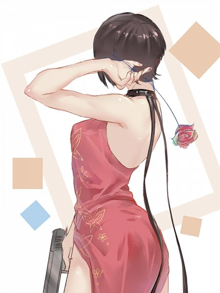 Tags: Anime, Pixiv Id 4919015, Resident Evil, Resident Evil 4, Ada Wong, Fanart From Pixiv, Pixiv, Fanart