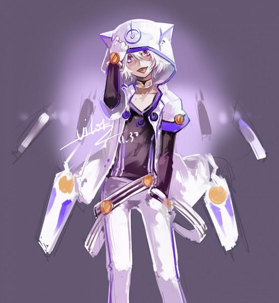 Tags: Anime, Pixiv Id 2436160, Elsword, Add (Elsword)