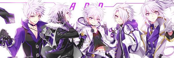 Tags: Anime, MYOYA, Elsword, Mastermind (Add), Lunatic Psyker (Add), Add (Elsword), Psychic Tracer (Add), Arc Tracer (Add), Pixiv, Twitter Header, Fanart, Fanart From Pixiv