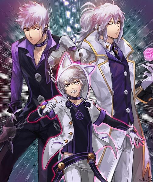Tags: Anime, Pixiv Id 5190659, Elsword, Lunatic Psyker (Add), Add (Elsword), Mastermind (Add)