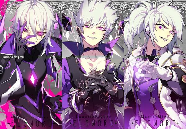 Tags: Anime, Kai9464, Elsword, Add (Elsword), Diabolic Esper (Add), Mastermind (Add), Lunatic Psyker (Add), Pixiv