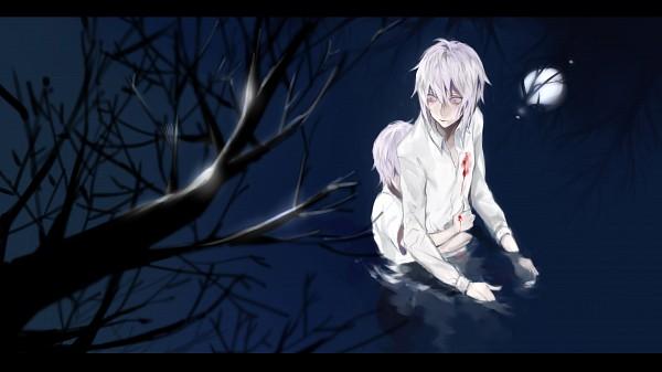 Tags: Anime, ^Pppp^, Elsword, Add (Elsword), Diabolic Esper (Add), Wallpaper, Facebook Cover, Pixiv