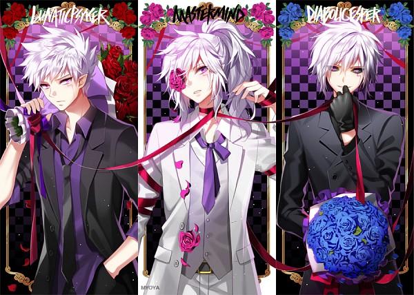 Tags: Anime, MYOYA, Elsword, Add (Elsword), Diabolic Esper (Add), Mastermind (Add), Lunatic Psyker (Add), Pixiv