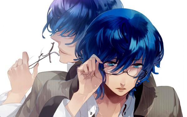 Adjusting Glasses - Glasses