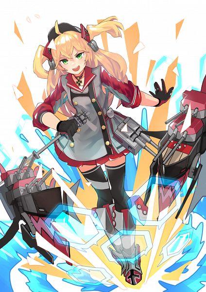 Tags: Anime, Pixiv Id 3593354, Azur Lane, Admiral Hipper (Azur Lane), Fanart From Pixiv, Pixiv, Fanart