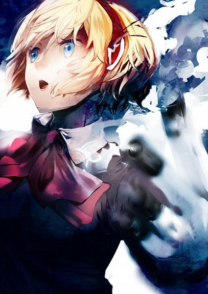 Tags: Anime, Slee, Shin Megami Tensei: PERSONA 3, Aegis, Mobile Wallpaper, Aigis