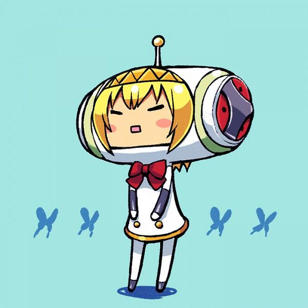 Tags: Anime, CHAN×CO, Shin Megami Tensei: PERSONA 3, Aegis, Katamari Damacy (Parody), Aigis