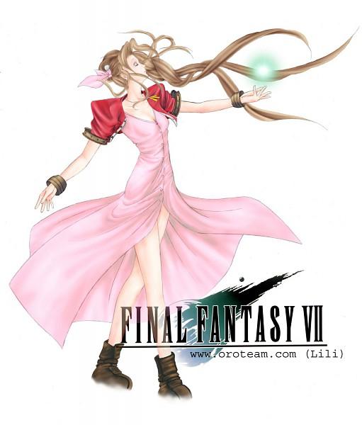 Tags: Anime, Final Fantasy VII, Aerith Gainsborough