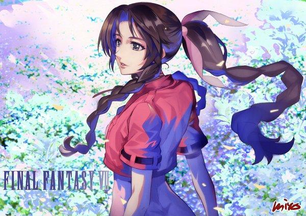Tags: Anime, Miyo (13th Floor), Final Fantasy VII, Aerith Gainsborough