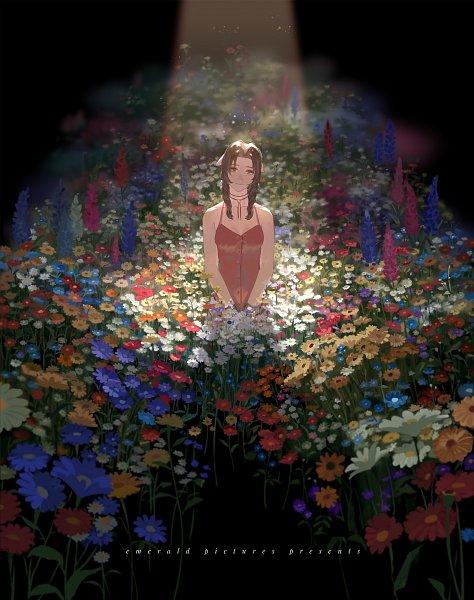 Tags: Anime, Pixiv Id 904540, Final Fantasy VII, Final Fantasy VII Remake, Aerith Gainsborough