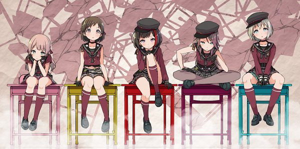Afterglow - BanG Dream! Girls Band Party!