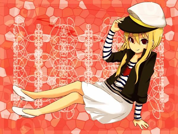 Tags: Anime, Pixiv Id 305229, K-ON!, Inazuma Eleven, Kotobuki Tsumugi, Afuro Terumi, Kotobuki Tsumugi (Cosplay), Pixiv