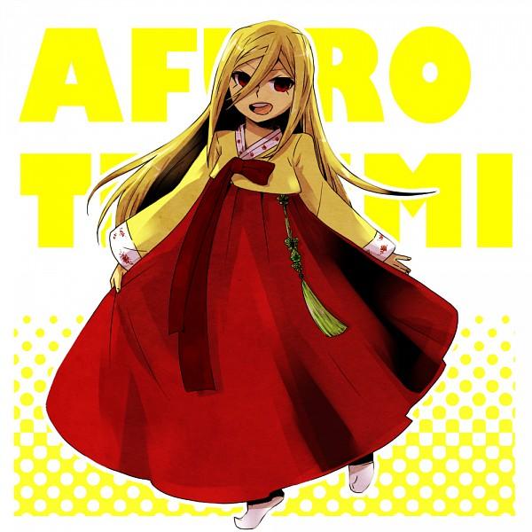 Tags: Anime, Pixiv Id 359884, Inazuma Eleven, Afuro Terumi, Hanbok, Korean Clothes, Pixiv