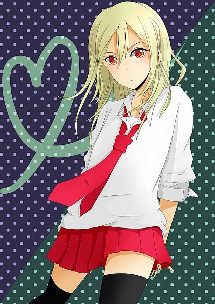 Tags: Anime, Pixiv Id 2268245, Inazuma Eleven, Afuro Terumi, Pixiv