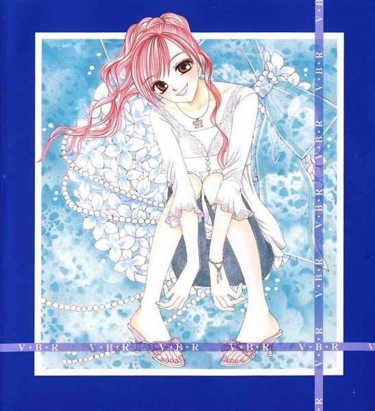 Ageha Shiroi - V.B. Rose