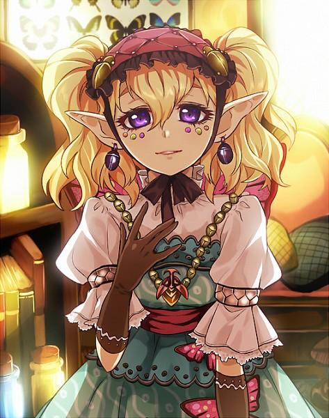 Agitha - Zelda no Densetsu
