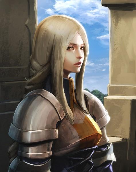 Agrias Oaks - Final Fantasy Tactics