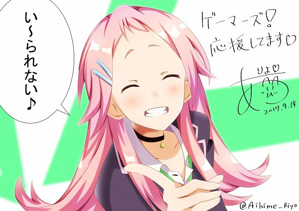 Tags: Anime, Pixiv Id 24236287, Gamers!, Aguri (Gamers!)