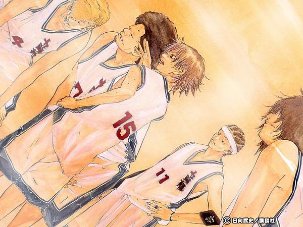 Tags: Anime, Takeshi Hinata, Ahiru no Sora, Hanazono Chiaki, Shigeyoshi Kaname, Natsume Kenji, Kurumatani Sora, Hanazono Momoharu, Official Art, Official Wallpaper, Wallpaper