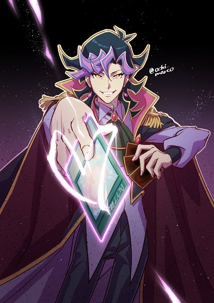 Tags: Anime, Ochi Marco, Yu-Gi-Oh! VRAINS, Yu-Gi-Oh!, Ai (Yu-Gi-Oh! VRAINS), Fanart, Twitter