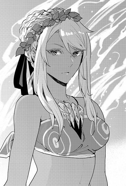 Tags: Anime, Kochimo, Isekai Ryouridou, Ai Fa, Novel Illustration, Official Art