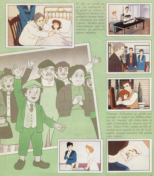 Ai Shoujo Pollyanna Story - World Masterpiece Theater