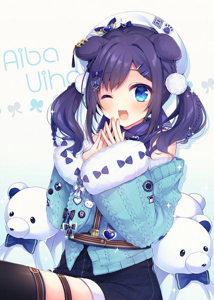 Tags: Anime, Shiroe Rie, Aiba Uiha (Channel), Nijisanji, Aiba Uiha