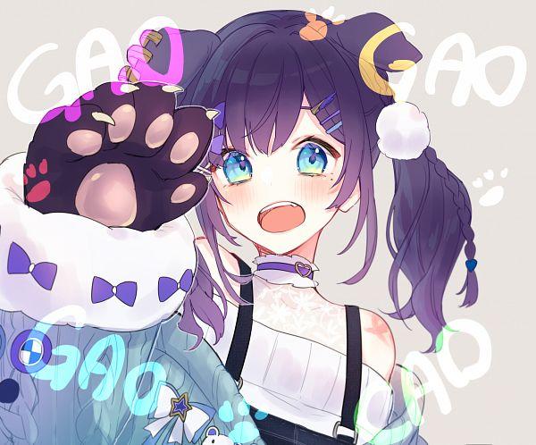 Tags: Anime, Pixiv Id 7094630, Aiba Uiha (Channel), Nijisanji, Aiba Uiha