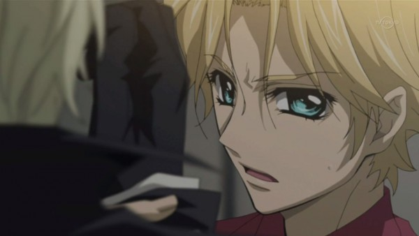 Tags: Anime, Vampire Knight, Aidou Hanabusa, Screenshot