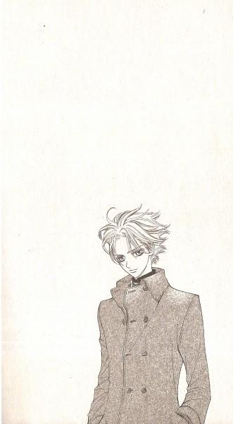 Tags: Anime, Vampire Knight, Aidou Hanabusa, Mobile Wallpaper