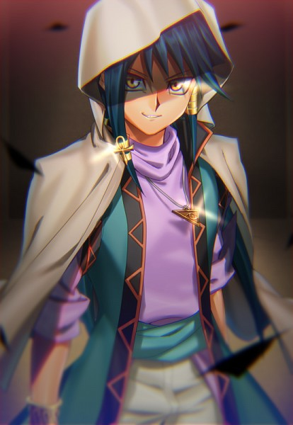 Aigami - Yu-Gi-Oh! The Dark Side of Dimensions
