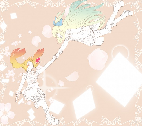 Tags: Anime, Pixiv Id 6003076, Aikatsu Stars!, Shiratori Hime, Nijino Yume