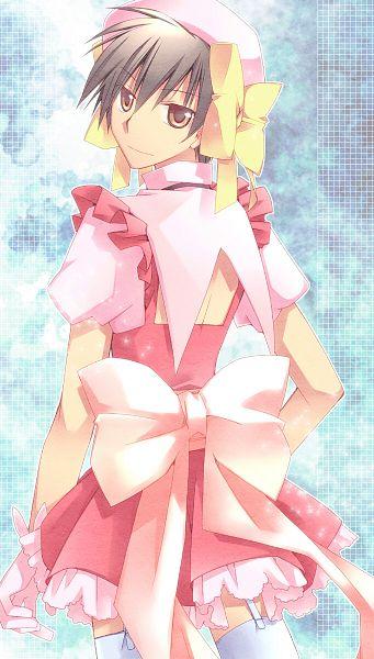 Tags: Anime, Pixiv Id 297295, Kore wa Zombie Desuka, Aikawa Ayumu, Mobile Wallpaper