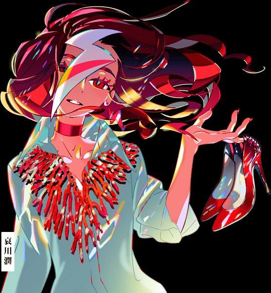Tags: Anime, Zaregoto Series, Aikawa Jun