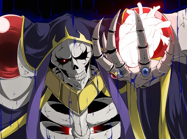 Tags: Anime, Pixiv Id 476938, Overlord, Ainz Ooal Gown