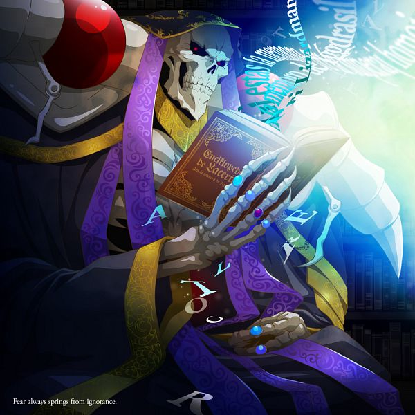 Tags: Anime, Pixiv Id 6803617, Overlord, Ainz Ooal Gown, Fanart From Pixiv, Pixiv, Fanart