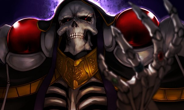 Tags: Anime, Pixiv Id 2030902, Overlord, Ainz Ooal Gown, Pixiv
