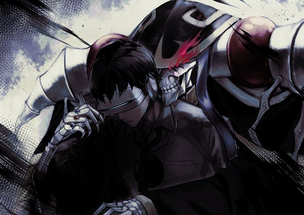 Tags: Anime, Mei (Pixiv432224), Overlord, Ainz Ooal Gown