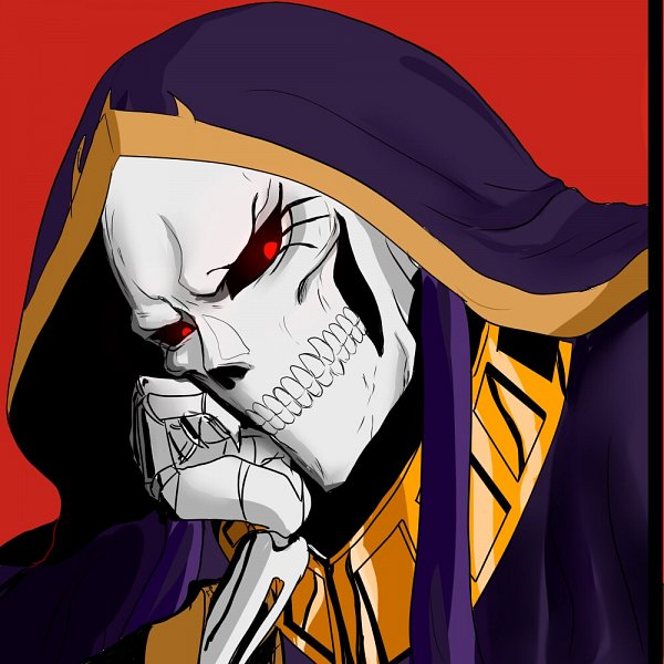 Tags: Anime, Pixiv Id 30212361, Overlord, Ainz Ooal Gown