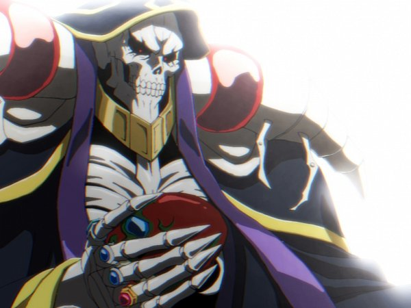 Tags: Anime, Pixiv Id 8842579, Overlord, Ainz Ooal Gown, Wallpaper