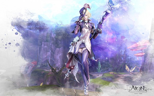 Tags: Anime, Nc Soft, Aion: The Tower of Eternity, Wallpaper, Official Art, Official Wallpaper, The Tower Of Aion