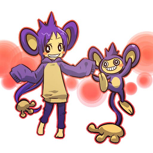 Aipom - Pokémon