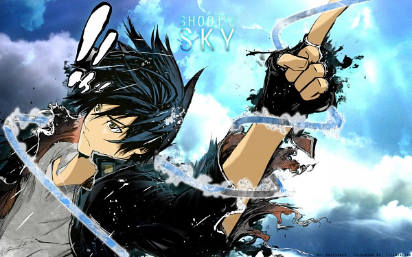 Tags: Anime, Air Gear, Itsuki Minami, Wallpaper