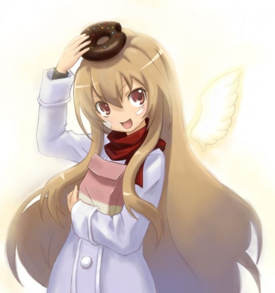 Tags: Anime, Toradora!, Aisaka Taiga, >:D, Artist Request