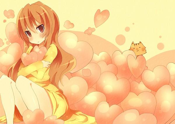 Tags: Anime, Toradora!, Aisaka Taiga, Palmtop Tiger, Artist Request