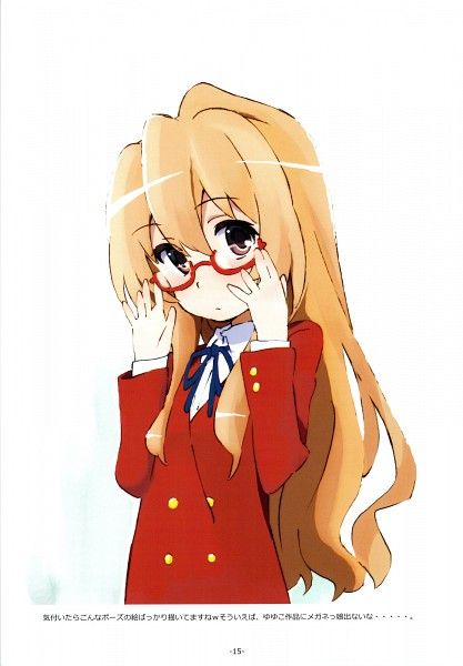 Tags: Anime, Toradora!, Aisaka Taiga, Artist Request, Mobile Wallpaper