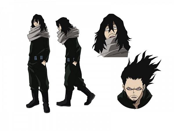 Aizawa Shouta - Boku no Hero Academia