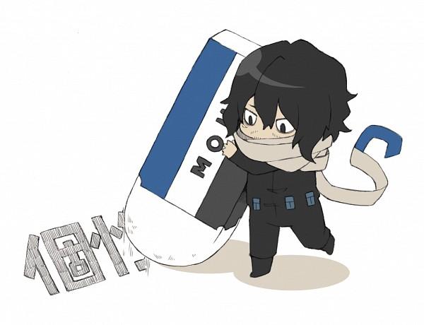 Tags: Anime, 0328uppi, Boku no Hero Academia, Aizawa Shouta, Eraser, Pixiv, Fanart, Fanart From Pixiv