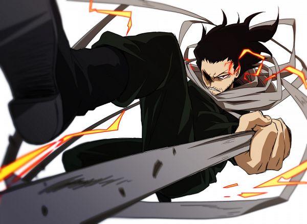 Tags: Anime, Koitsuuu, Boku no Hero Academia, Aizawa Shouta, Fanart, Fanart From Pixiv, Pixiv